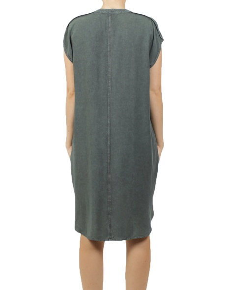 Maggie dress green B