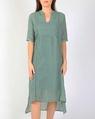 Eleni dress green A
