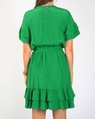 Libby dress green B