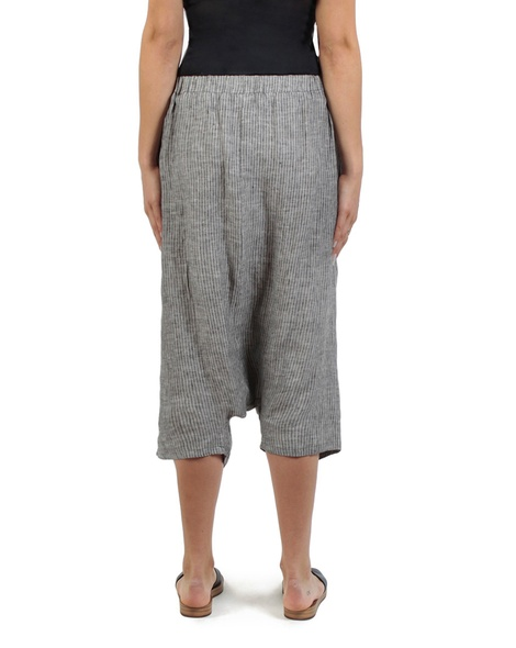 Moroccan pant charcoal back copy