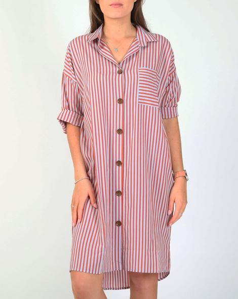 Hvar stripey dress A