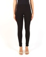 Skinny chaucer pant black front