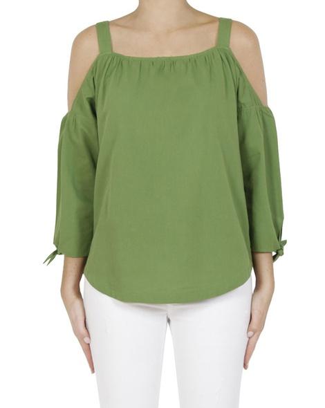 Giana top green A copy