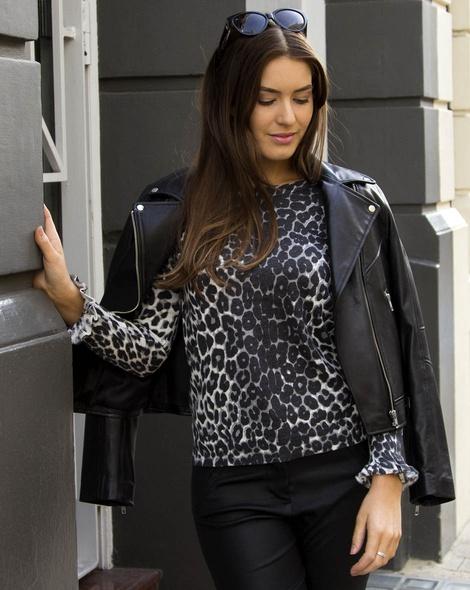 Ella leopard knit hendrix jacket wax baxter (37)