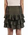 Posie skirt khaki back copy