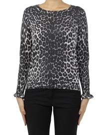 Leopard Ella Knit