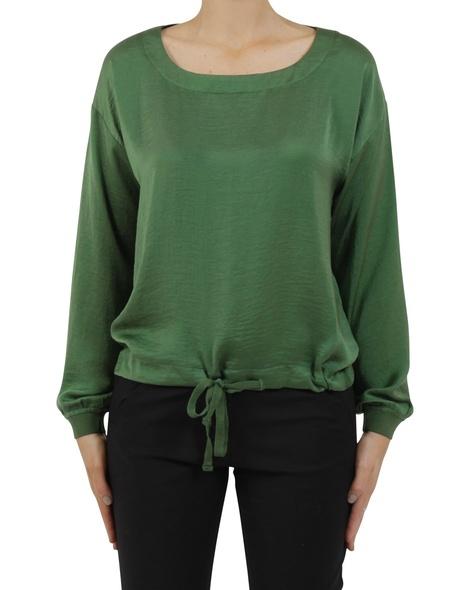 Delma top green A