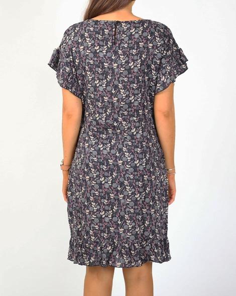 Ditzy fiori dress navy B