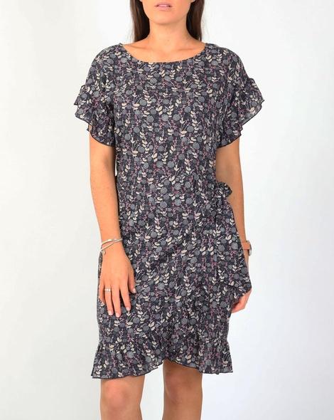 Ditzy fiori dress navy A