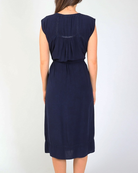 Annie dress navy B