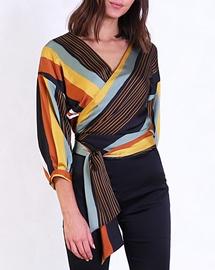 Stripey Maura Shirt