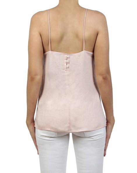 Shiona Lace camisole blush back