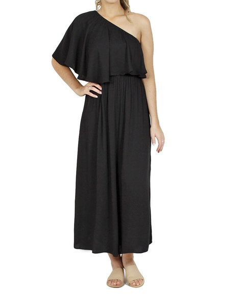 Bahamas dress black C
