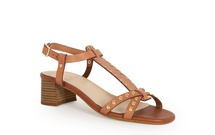 DRUM - Low Heel Sandal