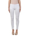 Baxter pant white front