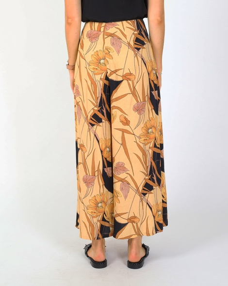 Marigold wrap pant B