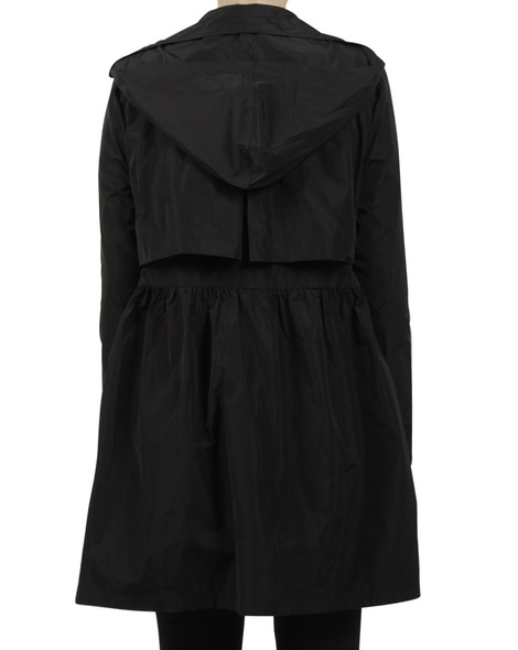 Parisian Coat Blk B