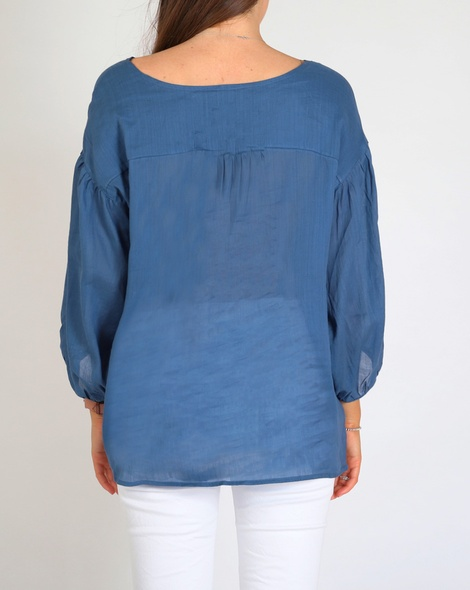 Jericho top blue B