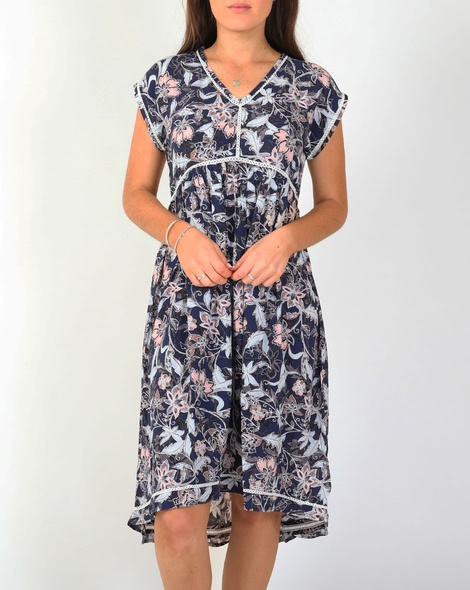 Tapestry floral dress A