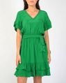 Libby dress green A