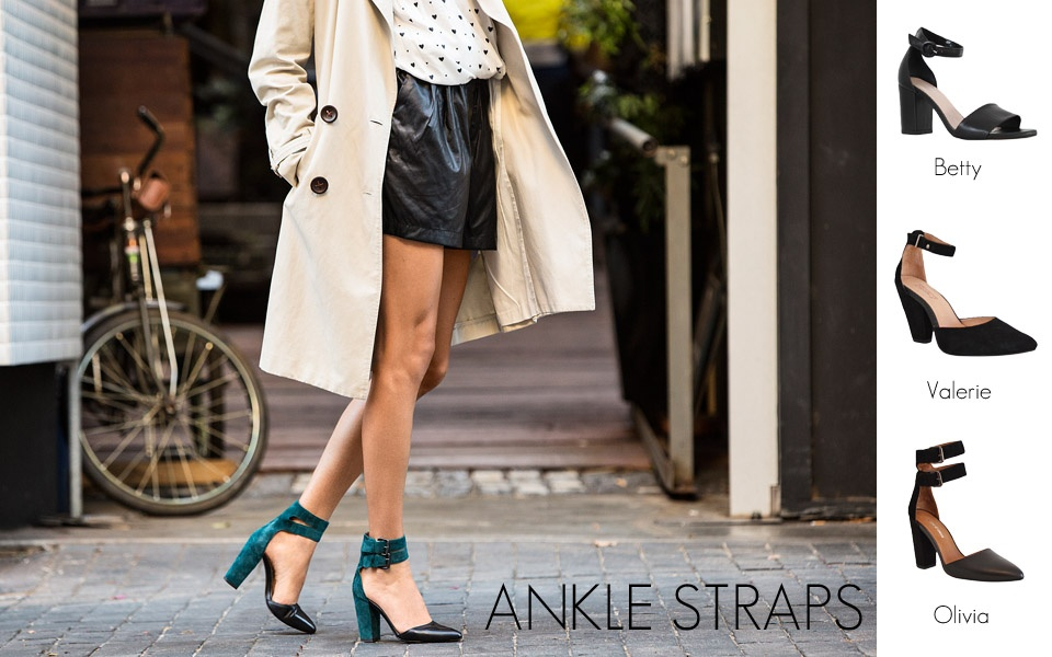 Ankle Straps - Style