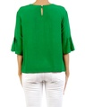 Sia frill top green B