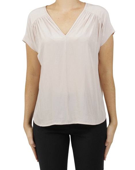 Josie top blush A new