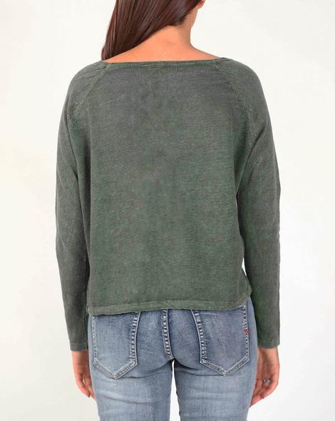 Lenora knit kale B