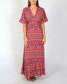 Hirani dress red A