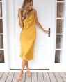 Yelena slip dress mustard sosta heel (12)ed