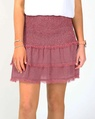 evie skirt red A