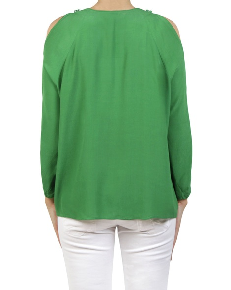 Eden top green B
