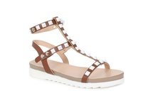 TRIBE - Flat Gladiator Sandal
