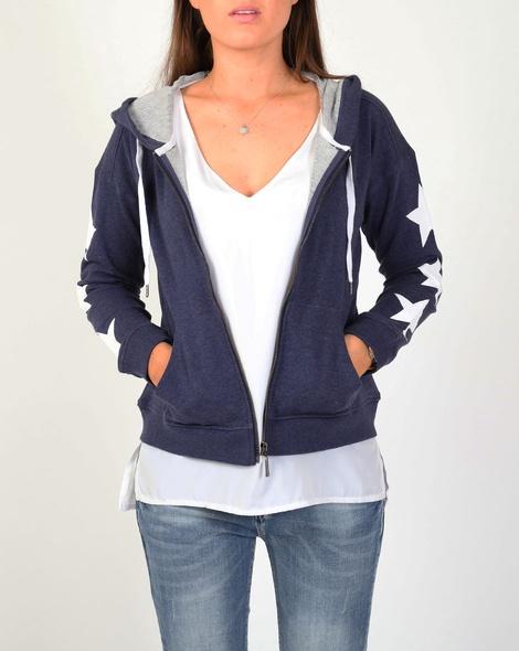 Star hoodie A