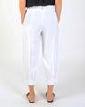 Nairobi linen pant white B