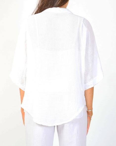 Sahara jacket white B