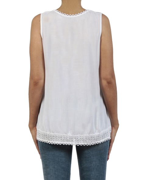 Marcel top white back