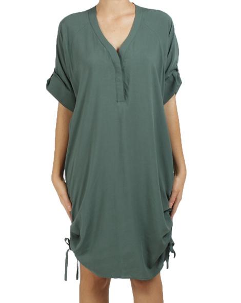 Tiffany dress green A