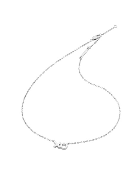 CHARLI NECKLACE silver