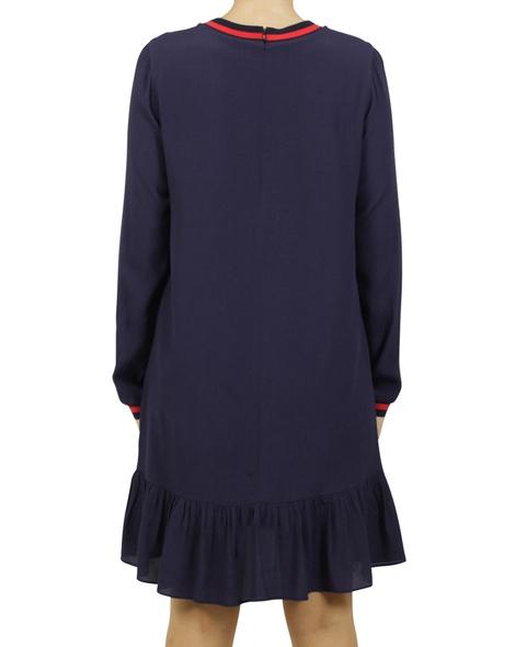 Charlize dress navy B