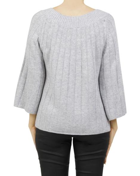 bohemian pullover silver B