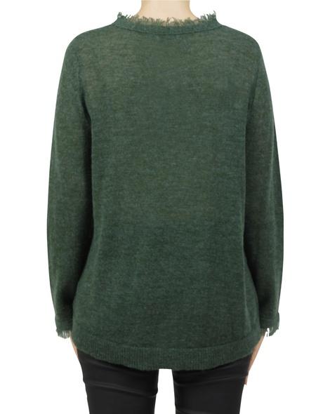 delilah knit green B