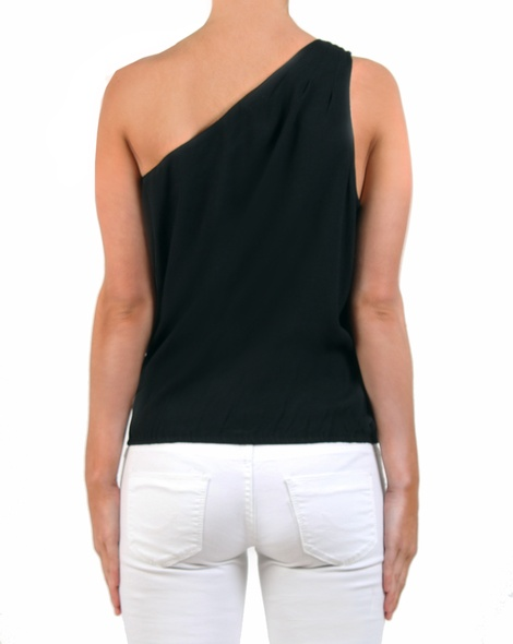 Mimi top black back