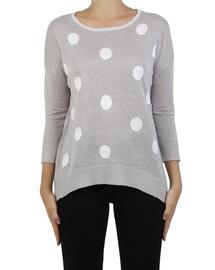 Spots + Stripes Pullover