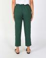 lottie linen pant green B