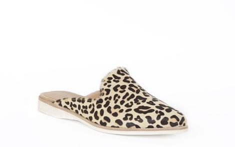 Madison Mule Leopard A