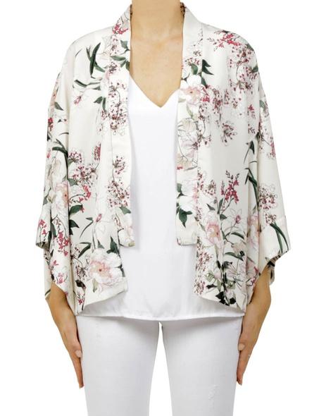 Primrose kimono vanilla A