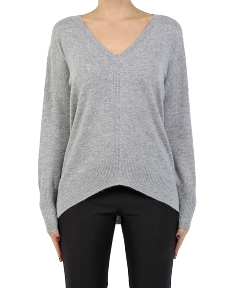Jessica Jumper silver front