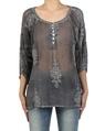 Wilhemina blouse charcoal front copy