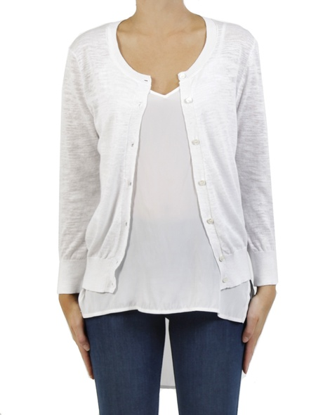 Sumer cardigan white A
